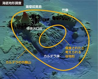 鬼界カルデラ.海底地形.jpg